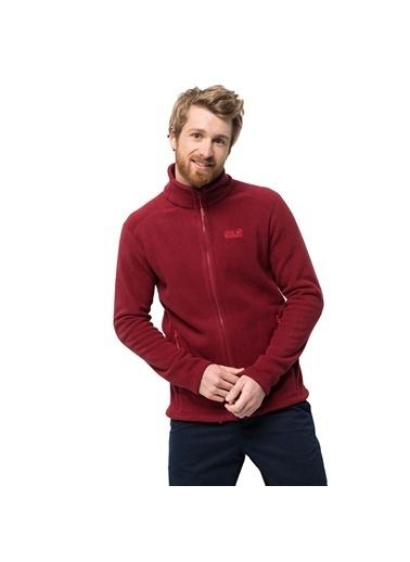 Jack Wolfskin Sweatshirt Kırmızı